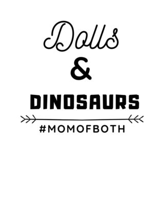 dolls-and-dinousaurs