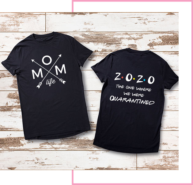 Not Your Average Mom Tees