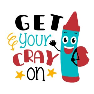 Get your cray on design