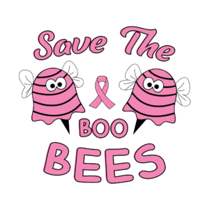 Save the Boo Bees Design