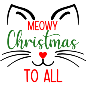 Meowy Christmas to all