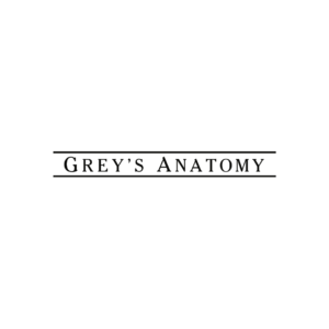 Greys Anatomy Black