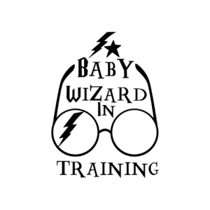 Baby Wizard in Training